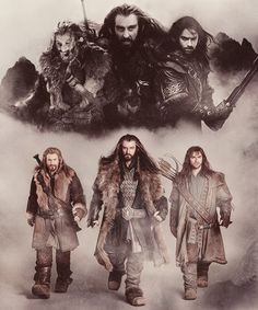 The heirs of Durin