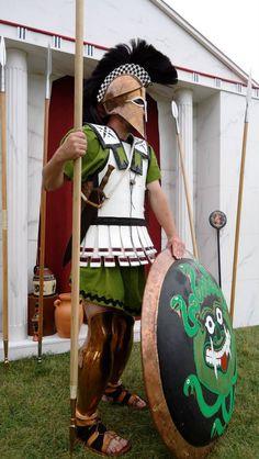 Ancient Greek Hoplite