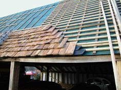 from Bodger's ask and answer website on installing shingles.