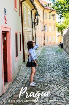 8 reasons why you should move to Prague Cityscape Bliss // Travel Journal