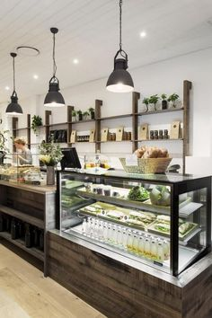Lucky Penny Café Restaurant by Biasol: Design Studio, photo: Martina Gemmola In the heart of Chapel Street, South Yarra, one of Melbourne's prominent Coffee Shop Interior Design, Coffee Shop Design, Restaurant Interior Design, Cozy Cafe Interior, Bakery Shop Interior, Small Restaurant Design, Interior Styling, Decoration Restaurant, Deco Restaurant