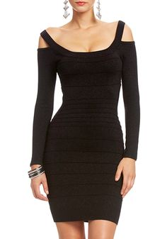 Bodyhugging evening dress