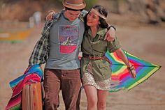 Jolina Magdangal & Mark Escueta prenup photoshoot.  Styling and set design by RabbitHole Creatives