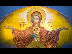 Do You Know? sung by the Orthodox Nuns of St. Paisius Monastery; Icons of Assumption Cathedral in Denver