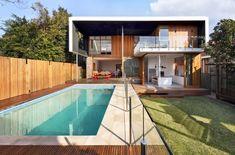 CplusC Architectural Workshop have designed the Castlecrag residence in Sydney, Australia.