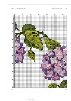 Embroidery Stitches, Hand Embroidery, Embroidery Designs, Cross Stitch Flowers, Cross Stitch Patterns, Tapestry Crochet Patterns, Dog Pattern, Bargello, Hibiscus Flowers