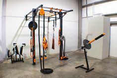 Wall Mounted Functional Training Platform from Purmotion