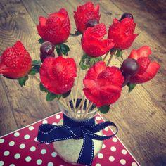 Cukinando: Ramo de fresas
