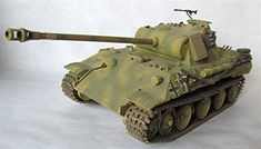 Panther, Scale Models, Military Vehicles, Tanks, Modeling, World War, Germany, Modeling Photography, Panthers