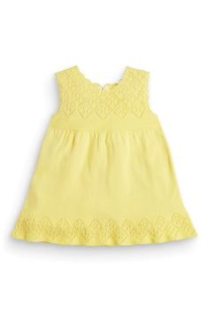 Buy Knitted Pointelle Dress (0-18mths) online today at Next Direct: Brazil