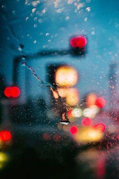 New York Rainfall ~ By Michael Jolliffe: