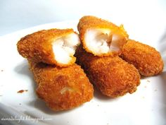 fish fingers - Google Search