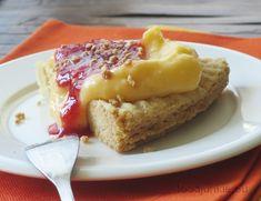Shortbread Recipes, Junk Food, Tart, French Toast, Lemon, Baking, Breakfast, Morning Coffee, Pie