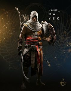 Wasnt expecting a remaster didnt think it did that well? Assassin's Creed Origins - Bayek By Fabien Troncal Assassins Creed Series, Assassins Creed Origins, Geeks, Overwatch, Assassin's Creed Videos, Assassin's Creed Black, Assassin's Creed Wallpaper, All Assassin's Creed, Assassian Creed