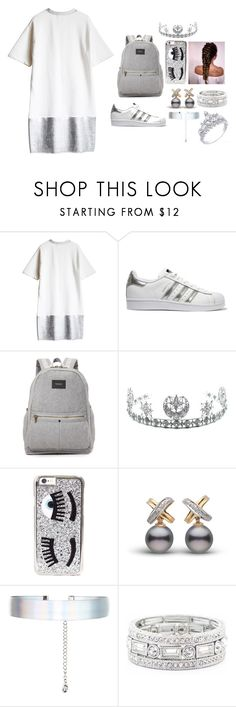 """""""this is a street style ...perfect yeah"""" by megi-queen on Polyvore featuring adidas Originals, State, Child Of Wild, Chiara Ferragni, Accessorize and Sole Society"""