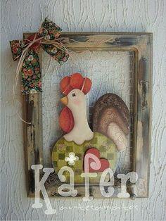 cuadro gallo
