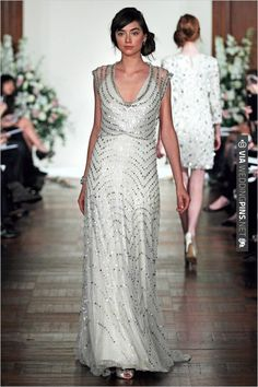 Jenny Packham Spring 2013 Bridal Collection | CHECK OUT MORE IDEAS AT WEDDINGPINS.NET | #bridesmaids