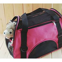 New Pet Carrier Soft Sided Dog /Cat Comfort Travel Tote Bag For Pets #Unbranded