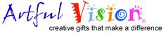 Free Shipping any where in US for Holiday's Artful Vision - Shop for a Cause