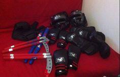 ATA Taekwondo sport one sets kids sparing gear child play safety  #ATA