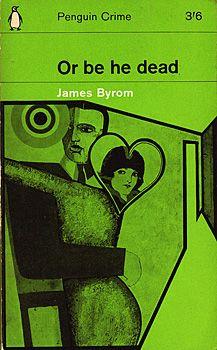 Penguin crime, 1964; Alan Aldridge