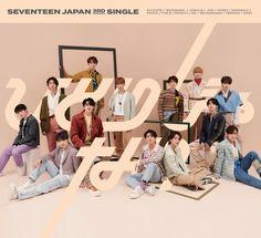 Seventeen Comeback, Seventeen Album, Seventeen Wonwoo, Hoshi, Hip Hop, Jeonghan, Vernon, Date, Japanese Singles