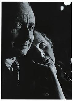 'I have re-invented the past to see the beauty of the future.' Louis Aragon & Elsa Triolet.