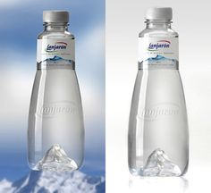 ¡¡¡ NO ME MANCHES EL SUELO !!!: Water packaging