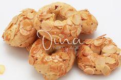 Greek Sweets, Greek Desserts, Greek Recipes, Sweet Buns, Sweet Pie, Brownie Recipes, Cookie Recipes, Dessert Recipes, Armenian Recipes