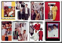 Click to show the Flash movie! Corporate Uniforms, Airline Uniforms, Uniform Design, The Flash, Movie, Baseball Cards, Projects, Log Projects, Blue Prints