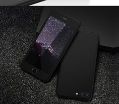 360 Degree Full luxury Coverage Slim Hard With Tempered Glass- for iphone 6 6S