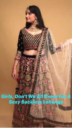 Ghagra Choli, Bridal Lehenga Choli, Costumes Anarkali, Heavy Lehenga, Indian Skirt, Salwar Kameez, Indian Beauty Saree, Fashion Sewing, Trendy Dresses