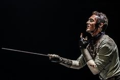Tom Hiddleston as #Coriolanus. Image from Time Out Theatre. Via Torrilla.tumblr.com