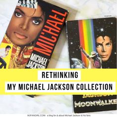 Rethinking My Michael Jackson Collection - How I Determine Value