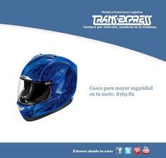 Para la seguridad que papá necesita al momento de transportarse, casco para andar en moto. Costo del artículo puesto en El Salvador: $169.82 http://amzn.com/B003V8CU10