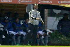 BotafogoDePrimeira: Jair pede mais um atacante e elogia trajetória do ...