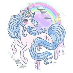 Twilight Galaxy Unicorn by MissJediflip.deviantart.com on @deviantART
