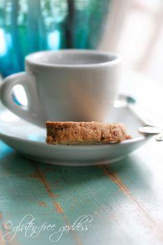 Gluten-free anise biscotti