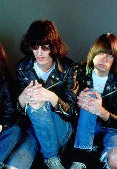 The Ramones - Joey and Johnny Ramone photographed by Adrian Boot Ramones, Joey Ramone, Toe Injuries, Goth Shoes, Look Thinner, My Favorite Music, Gothic Fashion, Rock And Roll, Celebs
