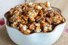 This looks like a great recipe for quick and easy homemade caramel corn!