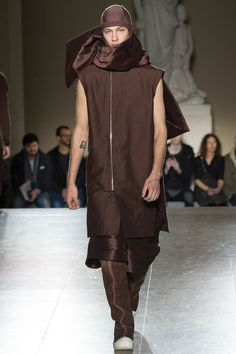 Rick Owens Fall Winter 2014 GQ.com