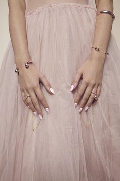 A versatile and contemporary range of solid and timeless pieces, characterised by a multitude of hoops playfully linked together in unexpected ways. Charm Rings, Girl Falling, Blush Color, Every Girl, Jewelry Collection, Charms, Fall Winter, Girly, Feminine
