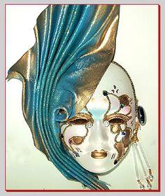 Venetian Masks - Linea Fiamma