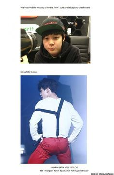 Mystery solved. They went to his other cheeks~
