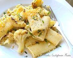 Garlic Cauliflower Pasta – Botticelli Foods