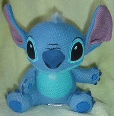 1000 images about peluches on pinterest bebe baby for Lilo and stitch arts and crafts