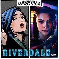 From the world of Archie Comics, Camila Mendes is Veronica on The CW's new series Riverdale. Watch it now on The CW App: www.cwtv.com/shows/riverdale