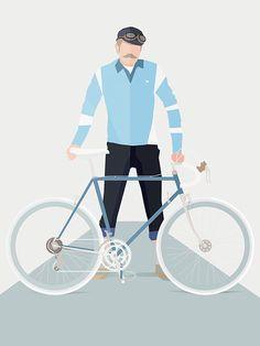 Nice bike chap