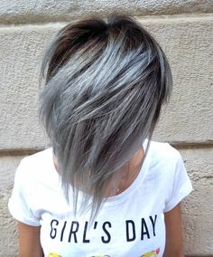 Silver from Stargazer. Just one of the 36 Semi Permanent Hair Dye shades available