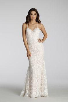 Bridal Gowns, Wedding Dresses by Ti Adora - Style 7659 #tiadorabridal